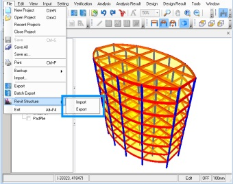Revit structure compatible